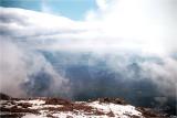 Colorado Springs From 14,115 Feet