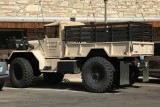 Company car for Dug Up Guns in Cody, Wyoming