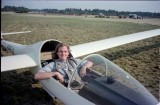 1976 - Happy camper with new glider