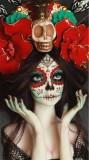 Dia De Los Muertos Catrina