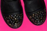 Boots de djeuns (détail)