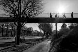 U Bein on Marne Bridge