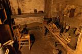 Musée de Romagnereconstitution de tranchée