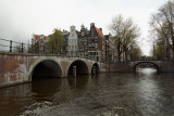 Amsterdambalade sur les canaux