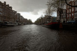 Amsterdamcanaux lugubres