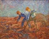 Van GoghLes bêcheurs