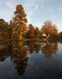 Lac de Maison Blancheà Gagny