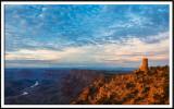 The Desert View Watch Tower, Grand Canyon National Park, AZ