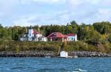 Raspberry Island Lighthouse, Apostle Islands National Lakeshore, WI