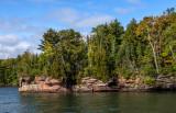 Basswood Island, Apsotle Islands National Lakeshore, WI
