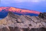 Manley Beacon at Zabriskie Point, Death Valley National Park, CA