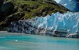 Edge of Margerie Glacier, Glacier Bay National Park, AK