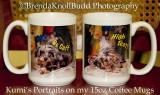 Kumi Coffee Mugs $20