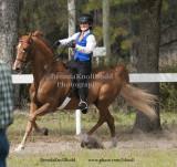 68 Kylie Cordova on Hoppy; Barn Sailwinds