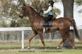 61 Katie Cordova on Rowdy;  Barn Sailwinds