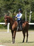 114 Madison Scranton on Ah Bay Allazah, Suncoast Stables and Riding Academy