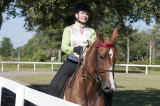 120 Janay Moore on Tiz a diva, Avalon Riding Academy and Stables