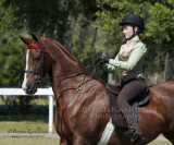 134 Alexandria Liebchen on Rosie O'Brien, Hawkewood Farm Stables