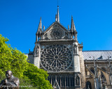 FRANCE - 2016 - Cathedral of Notre Dame - Paris