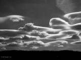 B&W studies of cloud formations