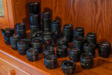 Vintage Pentax Collection