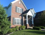 Our new house in Carmel, Indiana