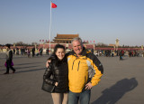 Trip to Visit Mia in High School in China Dec 2014
