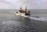 Ferry to Norddeich