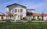 Bourg villa