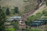 Frisby Home Collapse - Boulder CO - #boulderflood