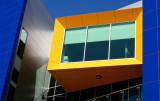 Canberra - Blue and Gold - Office Block Near Airport