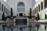 Australian War Memorial Pool of Remembrance