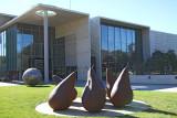 Canberra - Australian National Gallery - Barton Area