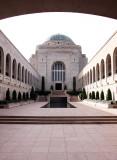 Canberra - Australian War Memorial - Campbell Area