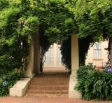 Ian Potter House Side Entrance