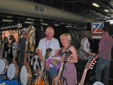 Musical Instrument Makers at National Folk Festival