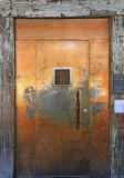 Door to Italian Restaurant LA OSTERIA