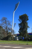 Manuka Oval Flood Lights for Night Sporting Events