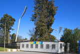 East Gate Ticket Box Office to Manuka Oval