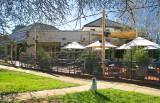 Kingston Hotel Beer Garden