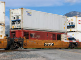 K Line Reefer Genset Containers