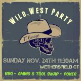 TT's Wild west Party 11-24-13