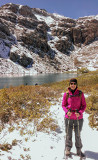 Heather at Cathedral Lake