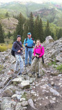 On the Maroon Snowmass Trail
