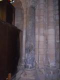 7th century Roman Columns in Saint-Pierre Church (c. 1147)