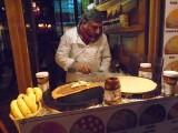 jenn's nutella and banana street crepe