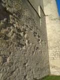 City walls of Paris
