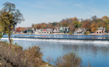 Boat House Row on the Schuylkill River