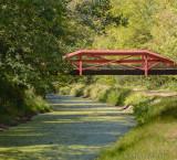Bridge over untroubled water...