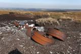 Site of the USAF Liberator Air Crash - 1944 -  Holme Moss